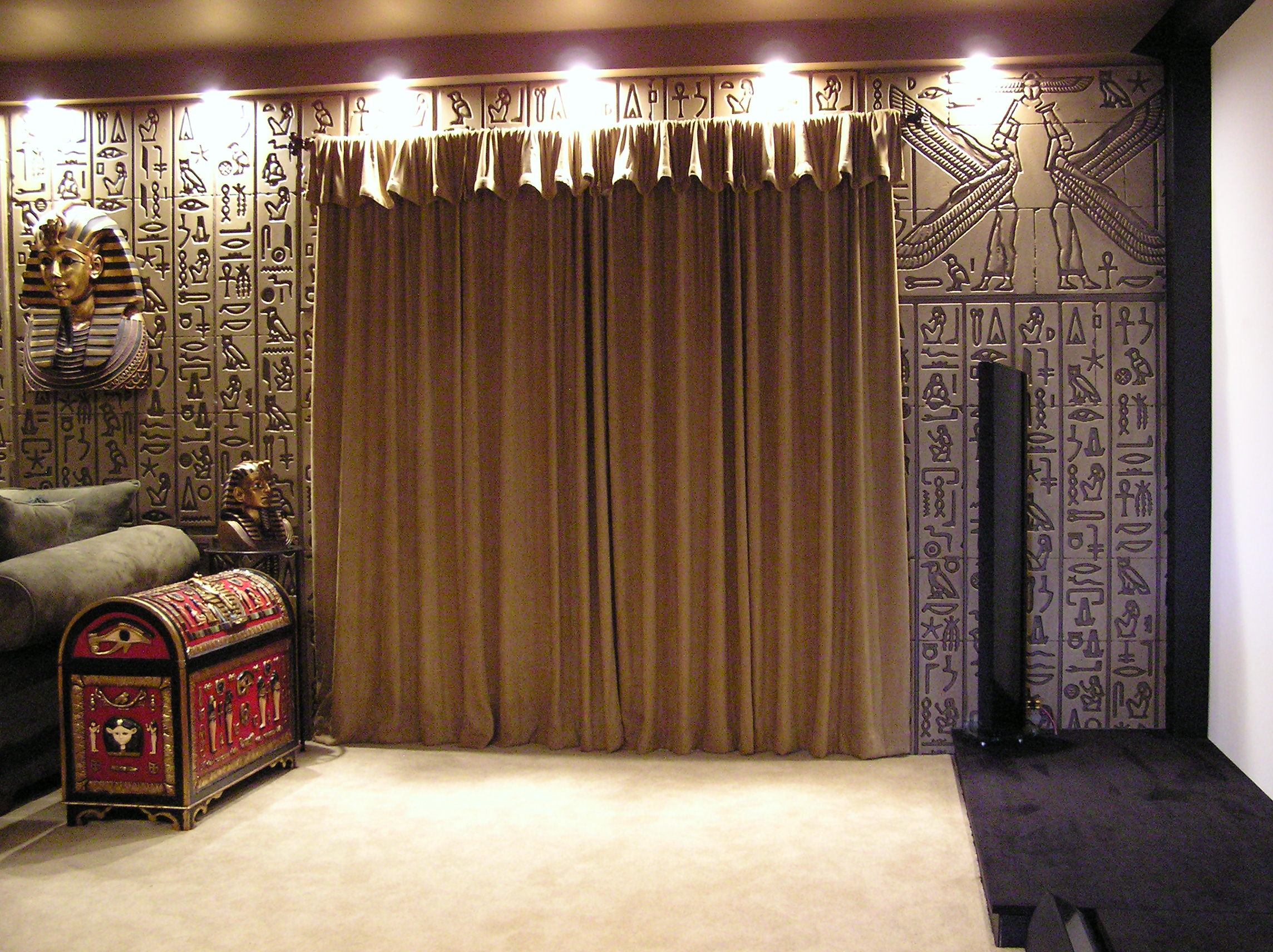 ideashome com with image room theater drapes design rooms small home cellerall ideas of coolest awesome