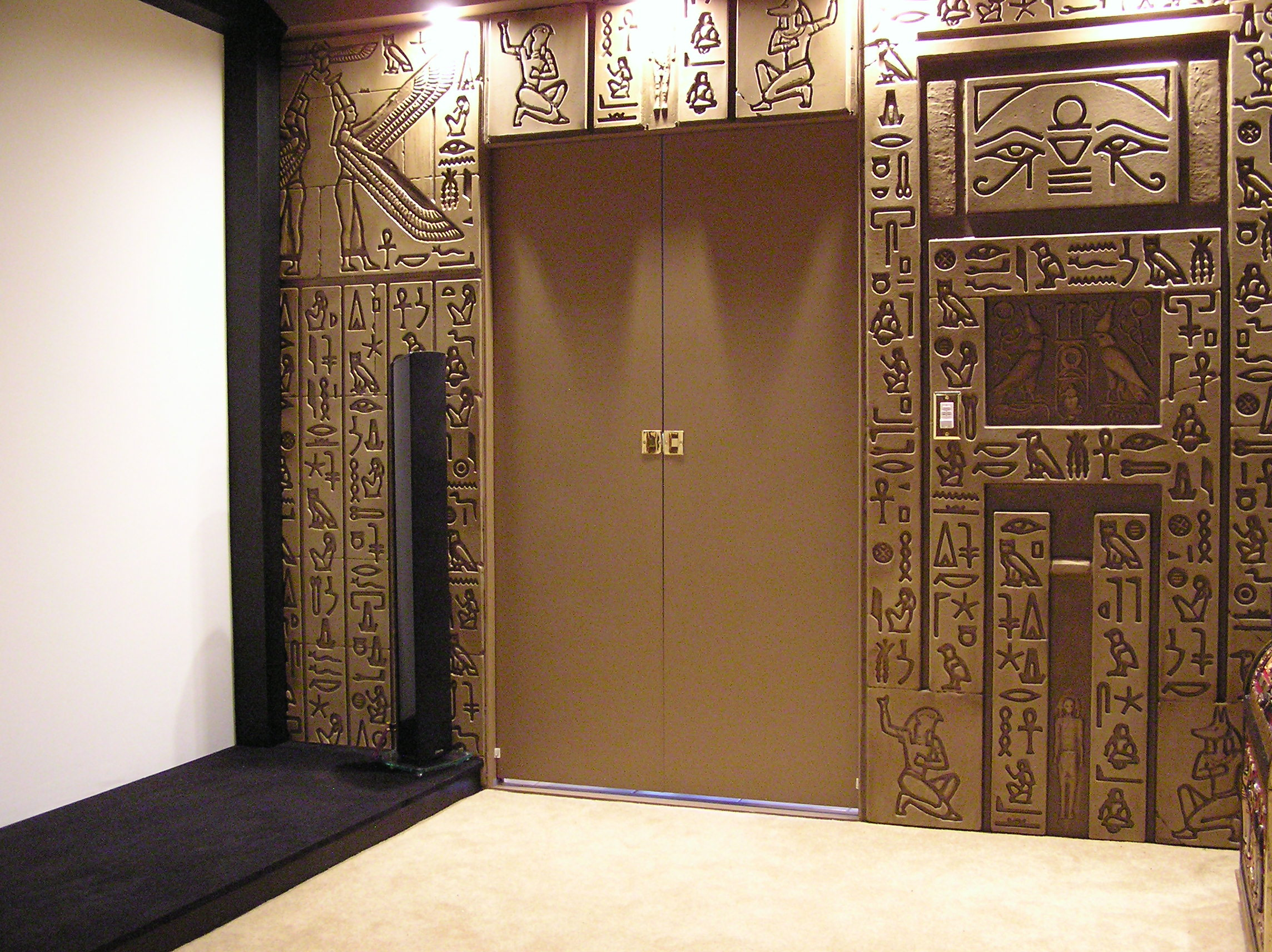 Great Entrance Doors From Inside