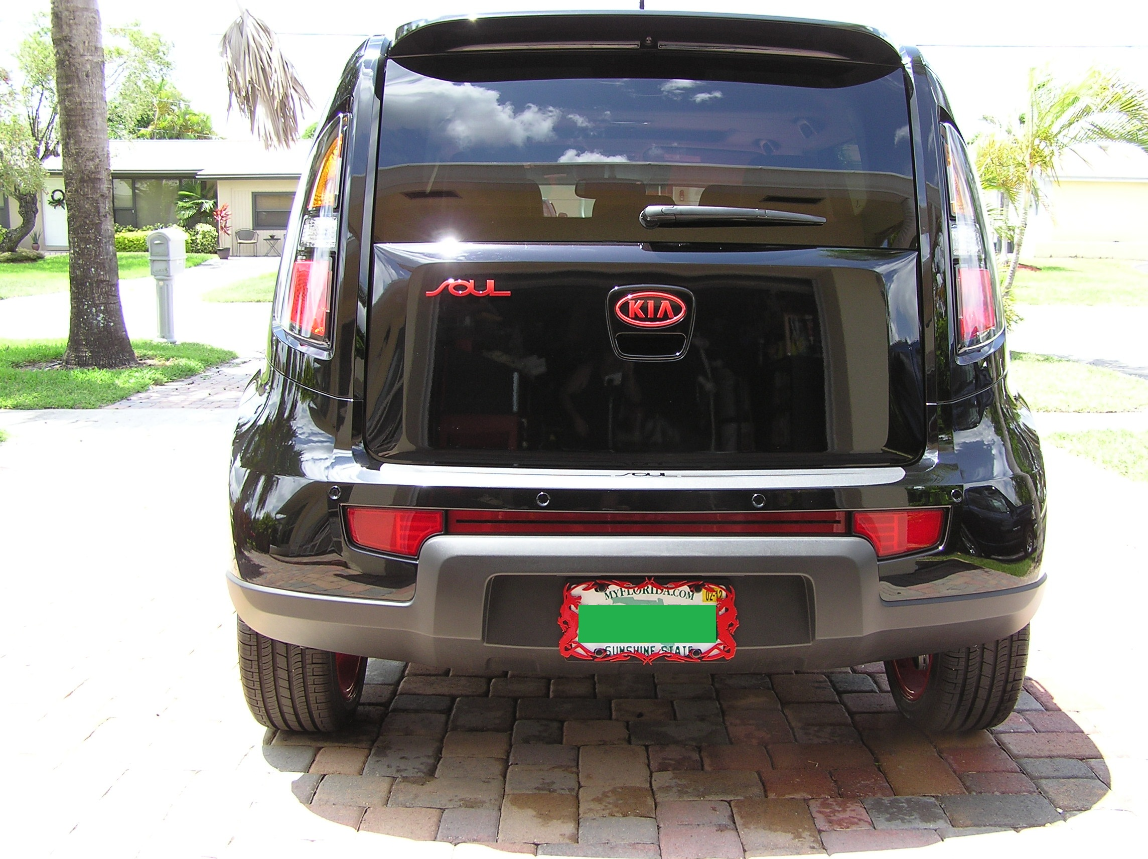 Kia Soul Front License Plate Holder - drive.cheapusedmotorhome.info